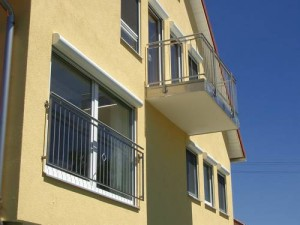Geländer für Balkon