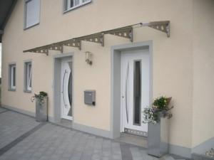 Eingangsüberdachung